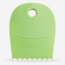 Princeton : Catalyst Contour Painting Tool : Green 24