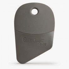Princeton : Catalyst Contour Painting Tool : Taupe 82