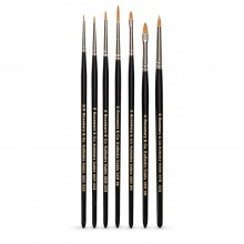 Rosemary & Co : Botanical Brush : Set of 7