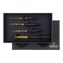 Royal Talens : Rembrandt Watercolor Brush : Travel Set