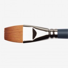 Winsor & Newton : Professional Watercolour : Synthetic Sable Brush : One Stroke 1in