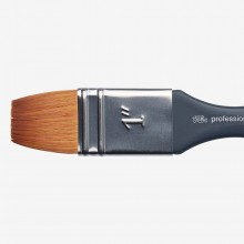 Winsor & Newton : Professional Watercolour : Synthetic Sable Brush : Wash 1in