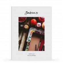 Jackson's : Acrylic Paint Catalogue : 2020/21