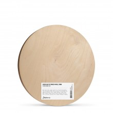 Jackson's : 31mm Circular Plywood Panel : 40cm Diameter