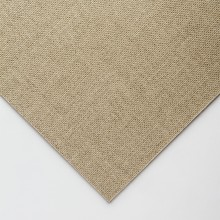 Jackson's : Handmade Board : Clear Glue Sized Rough Linen CL681 on MDF Board : 30x40cm