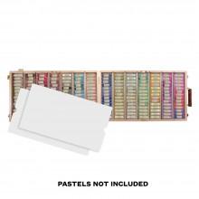 Jackson's : Empty Wooden Pastel Case : Holds 196 Jacksons or Unison Handmade Soft Pastels