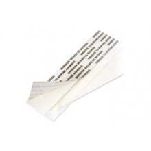 Crescent : Mounting Strips 300mm see through : Adhesive strip : Pack of 60 : Conservation
