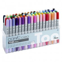 Copic : Ciao Marker : Set A : Set of 72