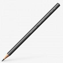 Caran d'Ache : Grafwood : Graphite Pencil : 6B