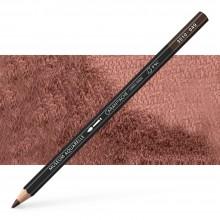 Caran d'Ache : Museum Aquarelle Pencil : Raw Umber