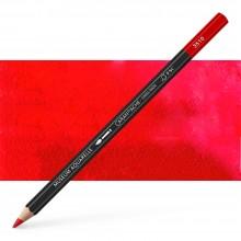 Caran d'Ache : Museum Aquarelle Pencil : Scarlet
