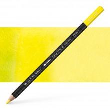 Caran d'Ache : Museum Aquarelle Pencil : Lemon Yellow