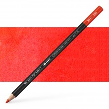 Caran d'Ache : Museum Aquarelle Pencil : Light Cadmium Red