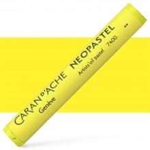 Caran d'Ache : Artist Neopastel : Lemon Yellow