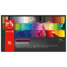 Caran d'Ache : Artist Neopastel : Assorted Box of 96