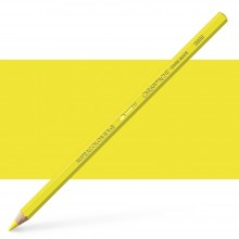 Caran d'Ache : Supracolor Soft : Watersoluble Pencil : Naples Yellow