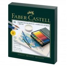 Faber Castell : Albrecht Durer : Watercolor Pencil : Gift Box Set of 36