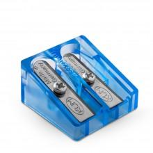 KUM : Double Plastic Sharpener : For 7mm & 10mm Diameter Pencils