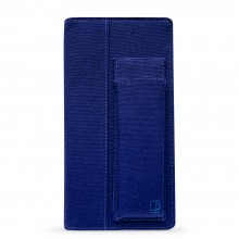 King Jim : Ittsui : Full Open Style Pen Case : Blue
