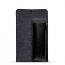 King Jim : Ittsui : Top-In Style Pen Case : Black