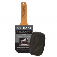 Nitram : Sharpening Bloc for Charcoal & Pastel