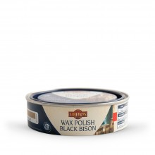 Liberon : Black Bison : Fine Paste Wax : 150ml : Medium Oak