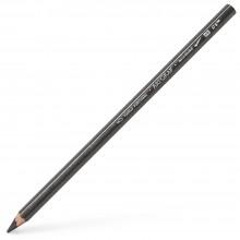 Viarco : ArtGraf : Watersoluble Pencil : 5mm : Dark Grey : 6B