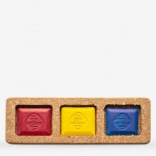 Viarco : ArtGraf : Tailor Shape : Watersoluble : Set of 3 Primary Colors