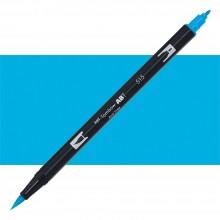 Tombow : Dual Tip Blendable Brush Pen : Light Blue