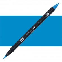 Tombow : Dual Tip Blendable Brush Pen : Cobalt Blue