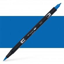 Tombow : Dual Tip Blendable Brush Pen : Ultramarine