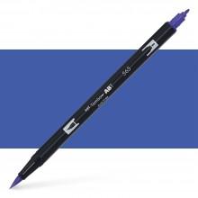 Tombow : Dual Tip Blendable Brush Pen : Deep Blue