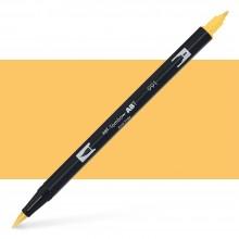 Tombow : Dual Tip Blendable Brush Pen : Light Ochre