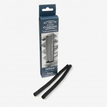Winsor & Newton : Willow Charcoal : Thick : 12+ Pieces Per Pack