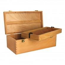 Handover : Wooden Kit Box 40 x 20 x15cm