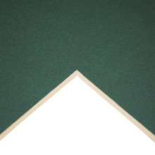 Daler Rowney : Studland Mountboard : A1 : 23x33in : Holly Green : 1027