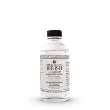 Chelsea Classical Studio : Citrus Essence Brush Cleaner : 4oz (118ml) : Ship By Road Only
