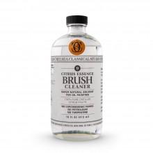 Chelsea Classical Studio : Citrus Essence Brush Cleaner : 16oz (473ml)