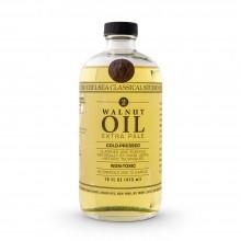 Chelsea Classical Studio : Clarified Pale Cold Pressed Walnut Oil : 16oz (473ml)