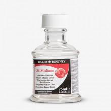 Daler Rowney : Low Odour Thinner : 75ml