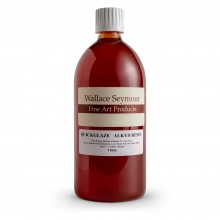 Wallace Seymour : Alkyd Resin Glaze Medium : 1000ml