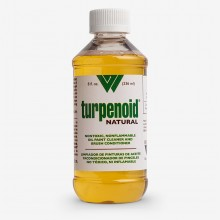 Weber : Turpenoid Light : Brush Cleaner : 236ml