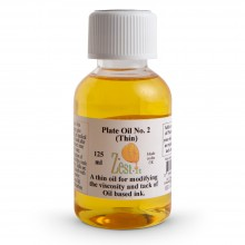 Zest-It : Printmakers Plate Oil 2 (Thin) : 125ml