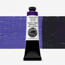 Daniel Smith : Original Oil Paint : 37ml : Carbazole Violet