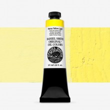 Daniel Smith : Original Oil Paint : 37ml : Hansa Yellow Light