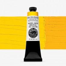Daniel Smith : Original Oil Paint : 37ml : Cadmium Yellow Medium Hue