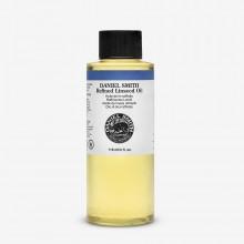 Daniel Smith : Refined Linseed Oil : 118ml