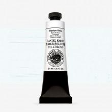 Daniel Smith : Water Soluble Oil Paint : 37ml : Titanium White