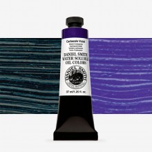 Daniel Smith : Water Soluble Oil Paint : 37ml : Carbazole Violet