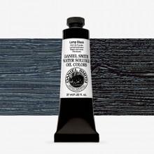 Daniel Smith : Water Soluble Oil Paint : 37ml : Lamp Black